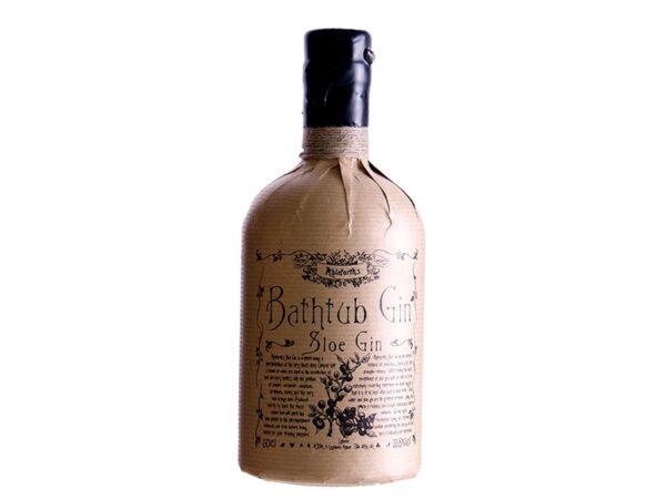 Sloe Gin Bathtub, Eksklusiv Gin - God Gin – foto