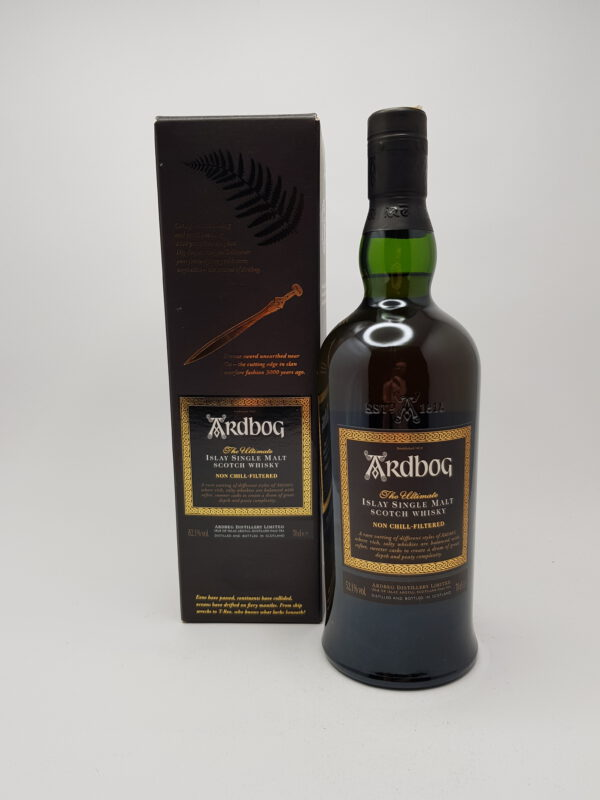Ardbeg Ardbog (bottled 2013), 52.1%