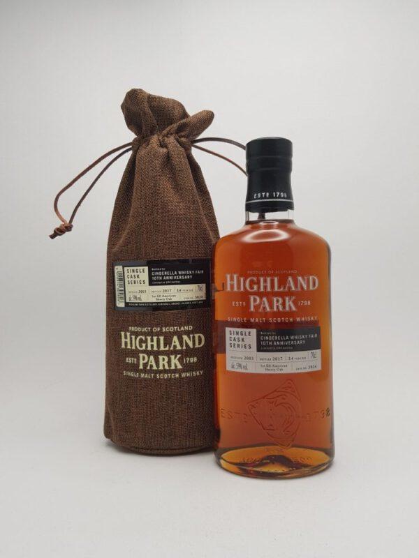 Highland Park 14 års god, Eksklusiv whisky - Scotch Whiskey - foto