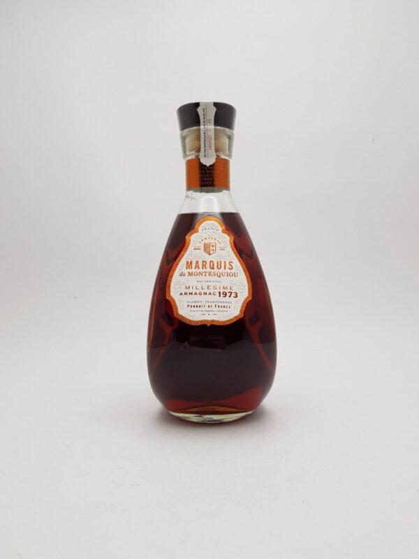 Marquis Armagnac - god armagnac - eklskuivs armagnac, exclusive armagnac