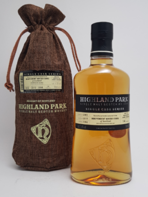 Highland Park Single Cask