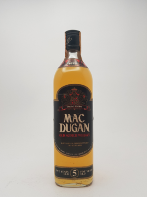 Mac Dugan - rare whisky exclusive - photo
