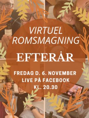 God Virtuel Romsmagning - efterår