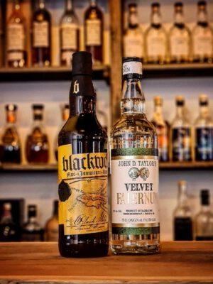 Blackwell Jamaican og velvet falernum