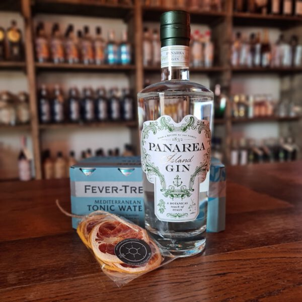 Panarea Island Gin & Tonic sæt