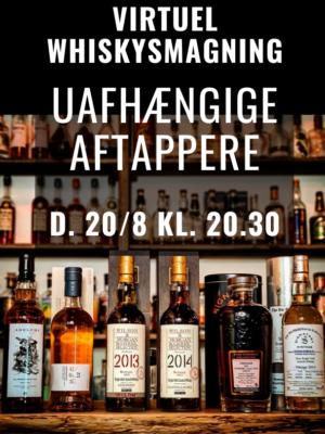 Virtuel whiskysmagning - Ardnamurchan - Adelphi - Signatory - foto