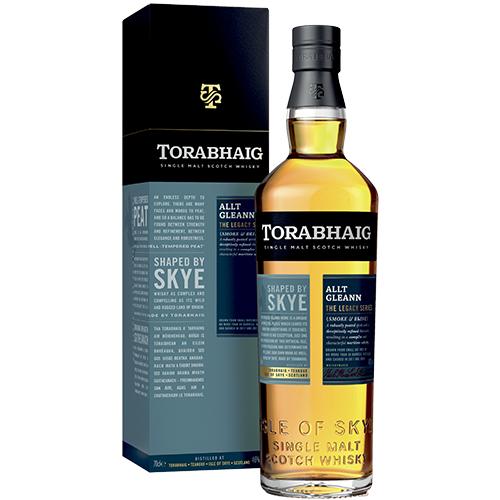 Torabhaig, The Legacy Series - Allt Gleann, 46%